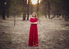 Lady In Red by Lisa Holloway on 500px