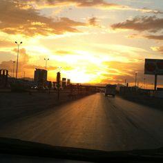 Atardecer en Torreón,,,,,,,