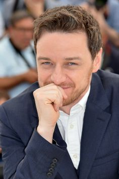James McAvoy, Cannes 2014