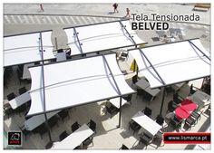 Tela Tensionada - BELVED