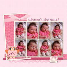 I stamp, I create, I have fun!: Whoooo's the Cutie?- MDS Blog Hop