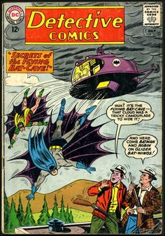 Golden Age Comic Book Stories: Search results for batman