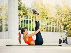 EXERCISES FOR LOWER ABS: 5 WAYS TO STRENGTHEN YOUR CORE