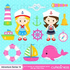 Ehi, ho trovato questa fantastica inserzione di Etsy su https://www.etsy.com/it/listing/262880073/nautical-clipart-nautical-girl-clipart