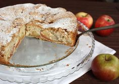 Vybrali sme dvadsať overených receptov na jablkové koláče - Žena SME Desert Recipes, Camembert Cheese, French Toast, Dairy, Low Carb, Cheesecake, Gluten Free, Cooking Recipes, Cookies