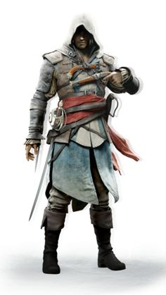Edward Kenway - Wiki Assassin's Creed - Wikia