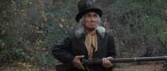 Indigenous Chief Dan George as Lone Watie in The Outlaw Josey Wales Native American Actors, Native American Regalia, Native American Photos, Chief Dan George, Strange Magic, Best Supporting Actor, Great Western, Native Style, Western Movies