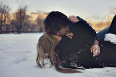 1D Picture Preferences #127 ~ Kiss In The Snow (25... - Narry or bust
