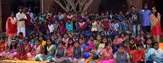 100 tribal children get coaching to crack exams