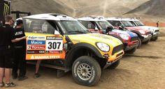 MINI To Defend Dakar Title
