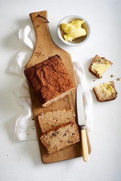 Beautiful Banana Bread (Refined Sugar and Gluten Free) - Sarah Graham Food