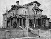 Tabor Mansion