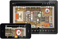 ComfortClick Manager KNX Visualization Software
