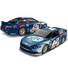 NASCAR Brad Keselowski #2 Miller Lite 1/24 Car 2013 - http://www.autosportsart.com/nascar-brad-keselowski-2-miller-lite-124-car-2013 - http://ecx.images-amazon.com/images/I/41ZN6oQ54jL.jpg