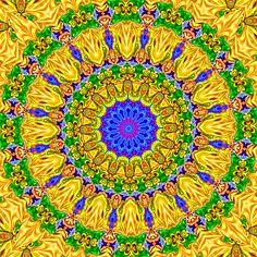 Garland Green Kaleidoscope | Flickr - Photo Sharing!