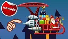 Serwis dla dzieci, zawierający gry flashowe, zabawy edukacyjne, opowiadania, bajki, ciekawostki, komiksy, multimedia, kartki elektroniczne.