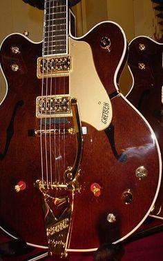 1962 Gretsch G6122 Chet Atkins Country Gentleman