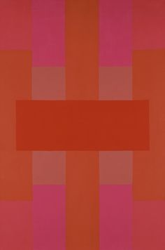 Red, Ad Reinhardt, American, 1913–1967 AbstractYale University Art Gallery