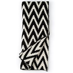 Mercer Cotton Throw ($90) ❤ liked on Polyvore featuring home, bed & bath, bedding, blankets, black and white throw, black and white aztec blanket, black and white blanket, cotton throw blanket и cotton bed linen