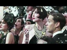 The Great Gatsby - Young & Beautiful / Lana Del Rey [Video, Lyrics + HD] - YouTube