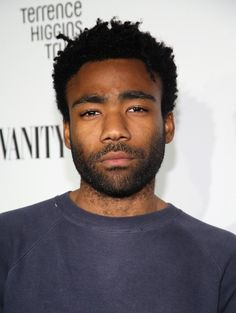 "Donald Glover as Harry Potter. | If ""Harry Potter"" Characters Were Cast As All Black Actors"