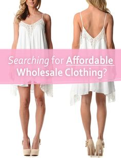 Wholesale Clothing Distributors for Your Boutique – Learn where to ...