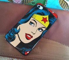WONDER WOMAN iPhone case