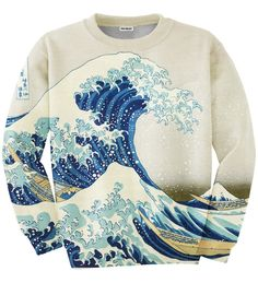 BLUZA GREAT WAVE | Aloha From Deer