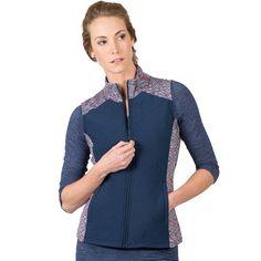 Women's Soybu Rally Vest, Dark Blue