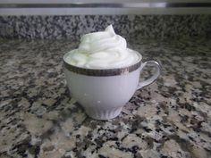 Nata montada Relleno, Sugar Bowl, Bowl Set, Custard, Milk, Recipes