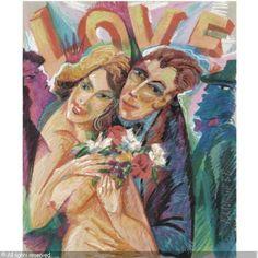 KALININ Vyacheslav Vasilevich - LOVE