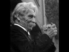 Albert Schweitzer (1875-1965) plays J.S.Bach Liebster Jesu, wir sind hier, BWV 731 Rec.1936 - YouTube