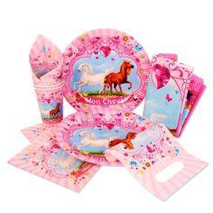 kit anniversaire cheval