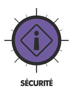Repère Sécurité éclaireurs - Association des scouts du Canada - www.gabrielraymondgraphisme.com
