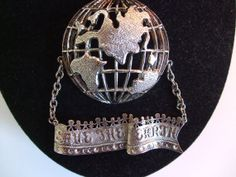 Vintage 1980s Brooch Lapel Pin Save The by GoodGoodyGirlsJewels, $12.00