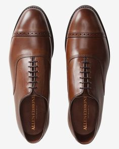 Fifth Avenue - Cap-toe Lace-up Oxford Mens Dress Shoes by Allen Edmonds 8ad3f4f5e5c