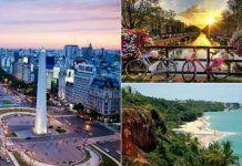 Os 8 destinos mais baratos para viajar em Março 2018