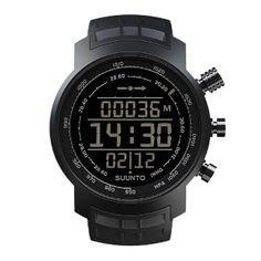 Suunto is sexy and functional and sexy.
