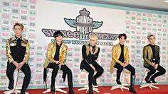 Resultado de imagen para shinee world concert 3