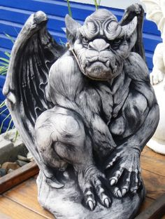 Gargoyle Where Did Tattoo Pictures