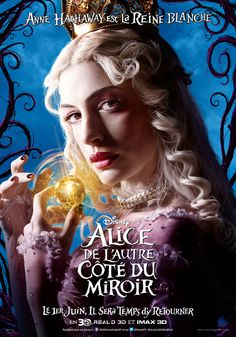 Watch Alice Through the Looking Glass (2016) Full Movie Online Free