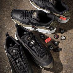 Tênis Nike Air Max 90 Premium Cinza Maze