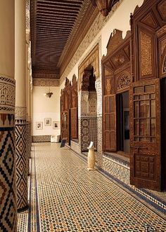 Marrakesh Museum, Morocco