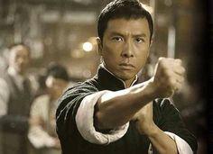 Donnie Yen as iP Man.