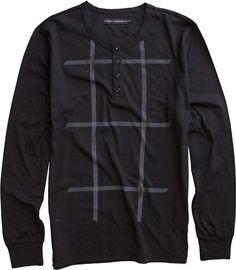 #TAVIK black long sleeve