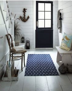 http://coastal-decor-style.blogspot.com/ 13 Canadian Cottage: Going Coastal