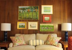 Decking Your Walls Janie Molster-style by The Gracious Posse