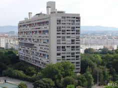 Unité d'Habitation, Le Corbusier - Marseille, France