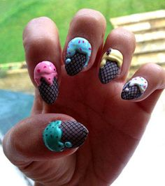 Ice Cream Nails!