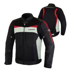 BENKIA <b>Motorcycle Jacket</b> Men Mesh Breathable Wear Resistant ...